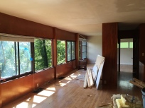 With second layer removed exposing Master Bedroom.