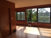 View out from Master Bedroom.